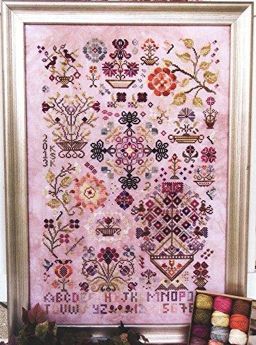 Summer Quakers cross-stitch pattern - Rosewood Manor - Karen