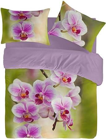 Copripiumino Orchidea.Pierre Cardin Copripiumino Orchidea Stampa Digitale Matrimoniale