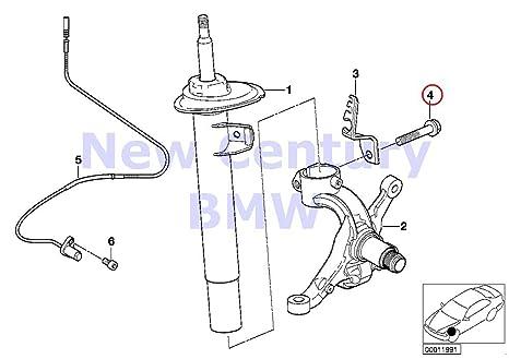 amazon 2 x bmw genuine front axle suspension hex bolt with  2 x bmw genuine front axle suspension hex bolt with washer m12x1 5x55 10 9 740i 740il 740ilp 750il 750ilp 320i 323ci 323i 325ci 325i 325xi 328ci 328i 330ci