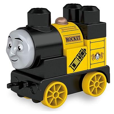 Mega Bloks Thomas & Friends Stephen Building Set (5 Piece): Toys & Games
