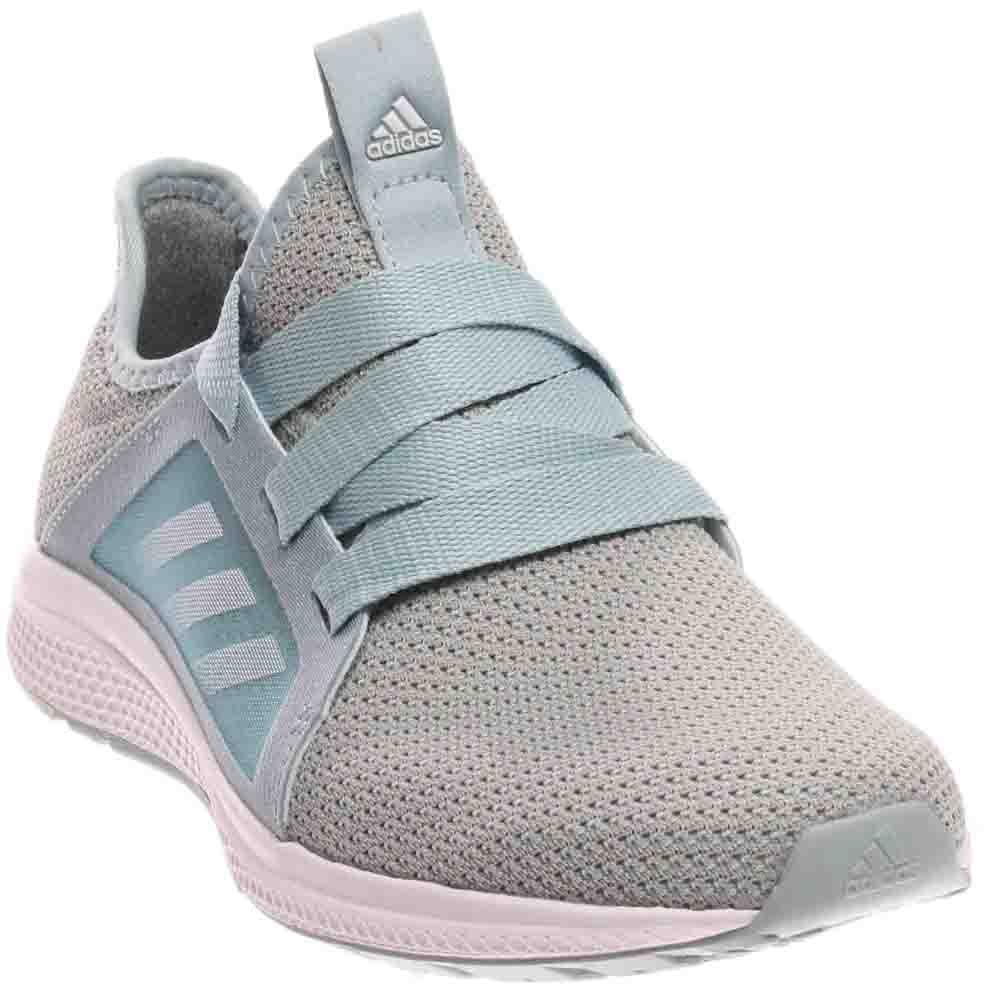 adidas Edge Lux w Running Shoe - Tactile Green/Linen Green/Footwear White - Womens - 7