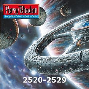 Perry Rhodan: Sammelband 13 (Perry Rhodan 2520-2529) Hörbuch