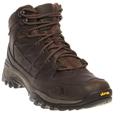 Amazon.com | The North Face Men's Storm Mid WP Leather Hiking Boot ...