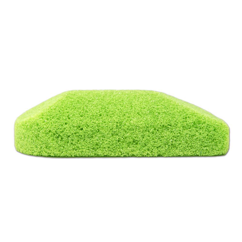 Lulu Essentials Foot Pumice (2 Pack) Scrubber Stone Sponge, Bath and Shower, Feet Care: Beauty