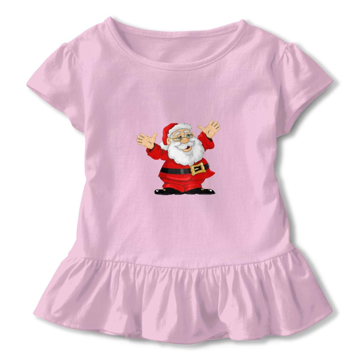 Kwai-h Santa Claus Outdoor Lover Short-Sleeve Tunic T-Shirt