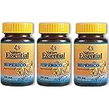 Hiperico 500mg 60 tab. Hierba de San Juan. Nature Essential (Pack 3u.