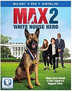 Max 2 White House Hero (BD) [Blu-ray]