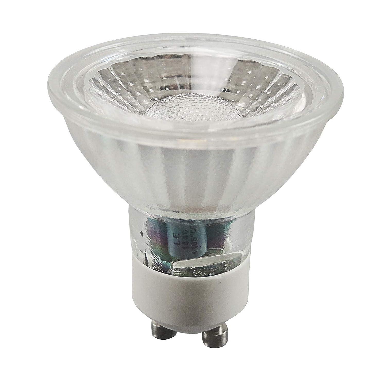 12er-Set LED-Einbauleuchten DECORA 230V 230V 230V - Warm-Weiß - 3 Watt (= 12 x 45 Watt) - Farbe  Edelstahl gebürstet - schwenkbar - COB LED a2e446