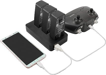 Amazon.com: Anbee - Cargador de batería multifuncional ...