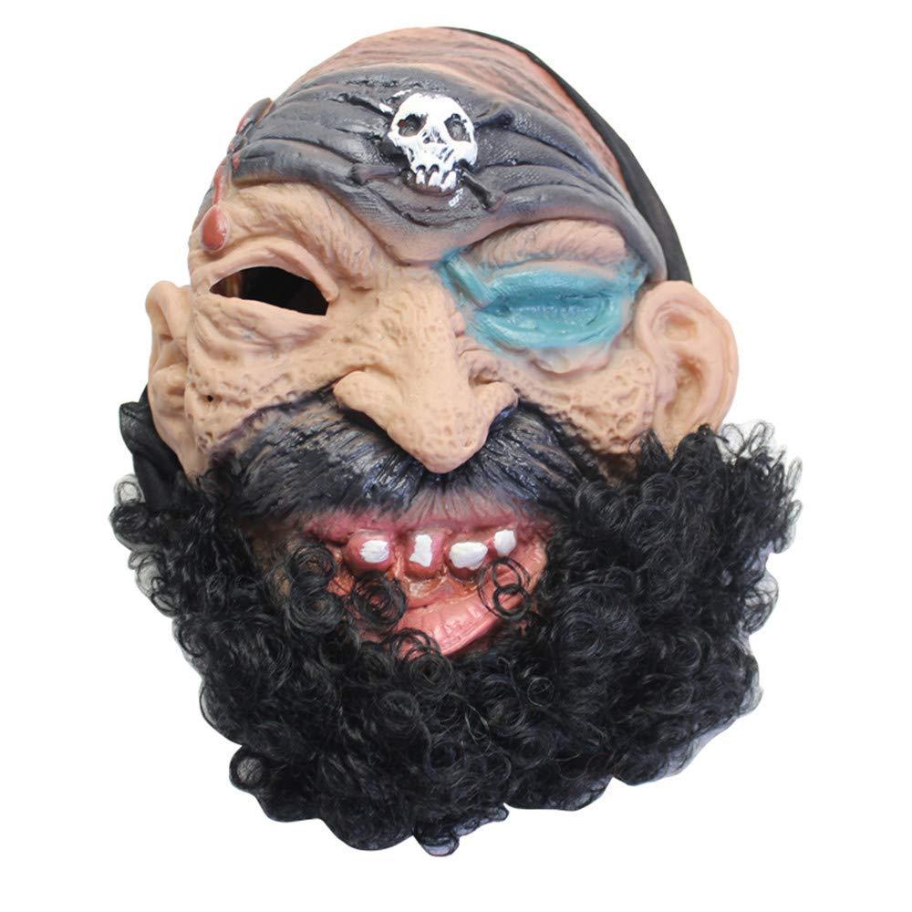 NUOKAI Máscara de Halloween Máscara de Halloween Máscara de Horror