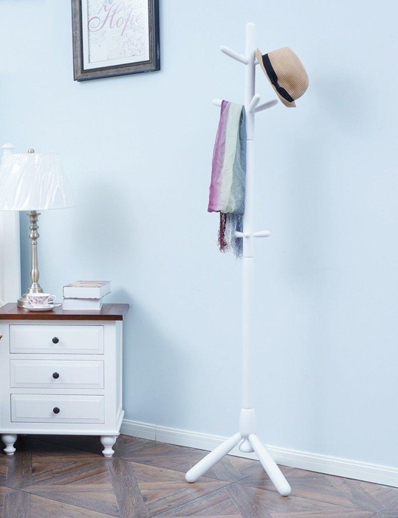 Amazon.de: ZCJB Kleiderablage Standplatz Single-rod Schlafzimmer ...