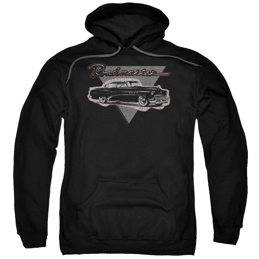Noir XX-grand Buick - Sweat-shirt à capuche - Homme