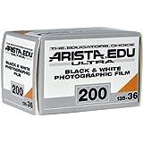 ARISTA EDU ULTRA 200 白黒ネガフィルム 35mm 36枚撮 1本 190362