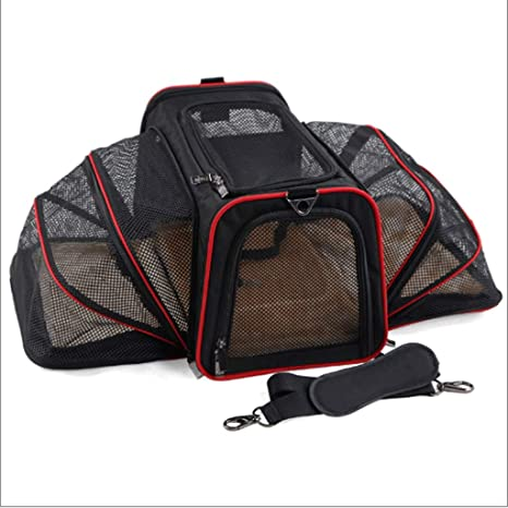 Doble Exposición Cat Bag Dog Bag Pet Bag Mochila Cat Cat Pet Pet Bag Bag Cat