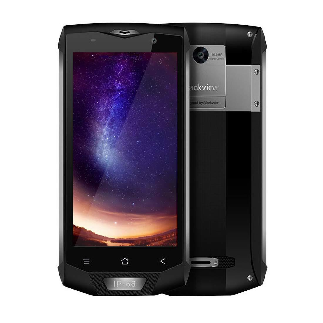 Unlocked Cell Phone, Blackview BV8000 Pro Rugged Smartphone Work on  AT&T/Tmobile IP68 Waterproof 4G LTE Dual Sim 6GB Ram+64GB ROM Dual Camera  5 0