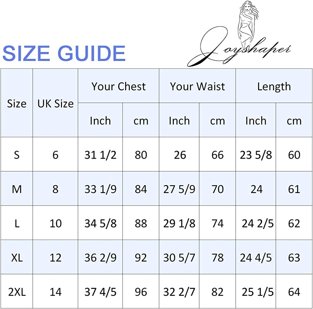 Joyshaper Compression Vest Women Tank Top Quick Dry Fit Sweat Shirt T-Shirt Tee