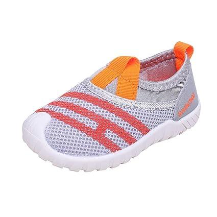 a688b1c0de640 ❤ Sunbona Toddler Infant Kids Baby Boys Girls Beach Sandals ...
