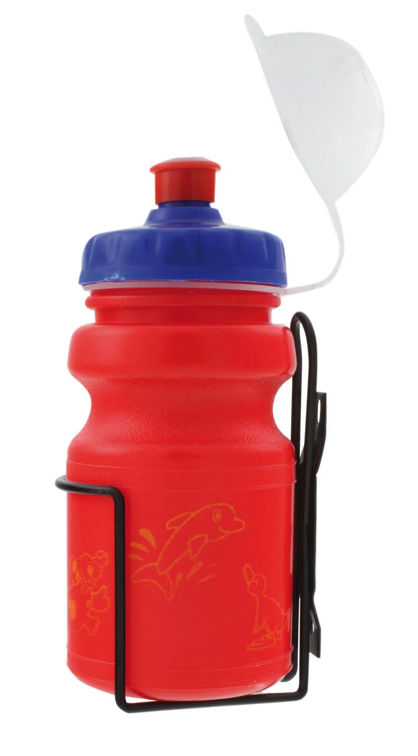 401fac0d5b3 Amazon.com   Ventura Children s 12 oz. Water Bottle and Cage Set   Sports    Outdoors