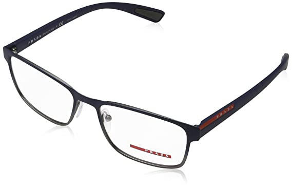 c9f855947a Image Unavailable. Image not available for. Color  Prada Linea Rossa Men s  PS 50GV Eyeglasses Blue Gradient 55mm