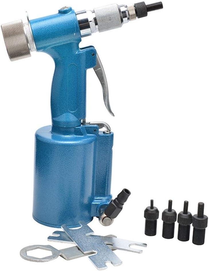 Trabajo de ahorro Semi-automático de herramientas tuerca de remache neumático, Herramienta de mano Tong Tire de mano durable