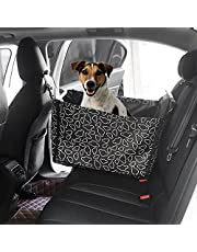 Hunde Autositz, Autositz Für Haustier, Wasserdicht Hund Autositzbezug, Abriebfest Hund Sitzbezug Hunde Autoschondecke, Universelles Design für alle Autos, Lastkraftwagen & SUV, (57*58*34cm)