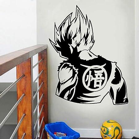zqyjhkou Dragon Ball Z Personaje de Anime japonés Goku Sombra ...