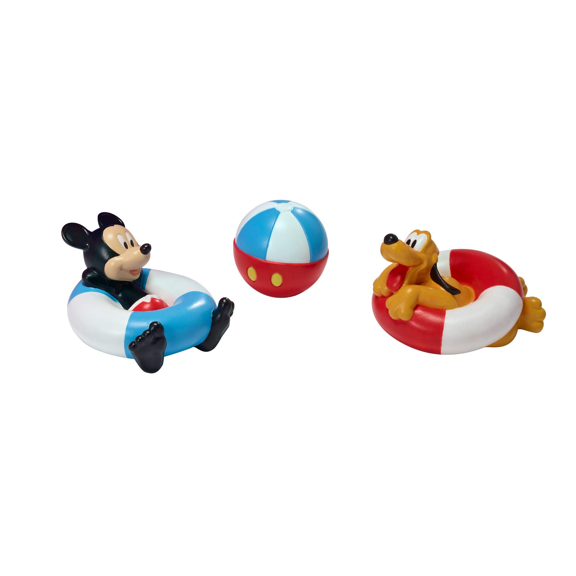 The First Years Disney Baby Bathtime Squirt Toys Mickey Mouse