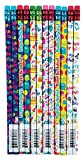 Raymond Geddes Its your Birthday Pencils 72 Pack (69608) Deal (Small Image)
