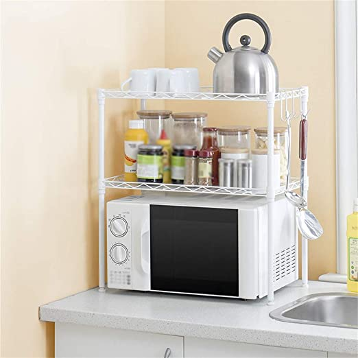 WWJHH-Kitchen shelf Estante De La Cocina Horno De Microondas ...