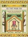 Un toit pour moi : Carnet de curiosités de Magnum Philodolphe Pépin par Dedieu