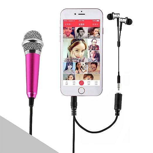 5 opinioni per Tananada Mini Microfono Condensatore
