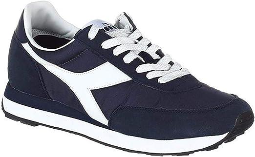 Diadora Koala H C2074 Sneaker Uomo in Tessuto Blu Blue, 46