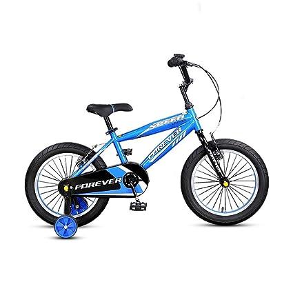 DT Bicicleta para niños de 14 Pulgadas Carrito de bebé Pedal de Bicicleta para bebé Infantil