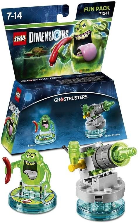 Warner Bros Interactive Spain Lego Dimensions - Slimer: Amazon.es ...