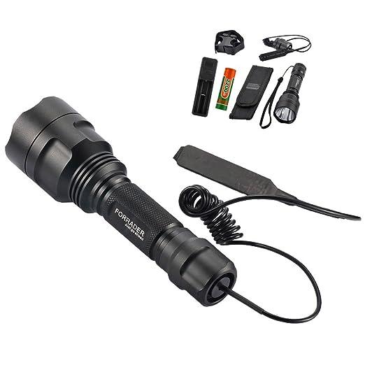 1 opinioni per Forrader Cree XM-L, per mirino Lampada da caccia lamping kit per carabina ad