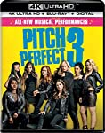 Cover Image for 'Pitch Perfect 3 [4K Ultra HD + Blu-ray + Digital]'
