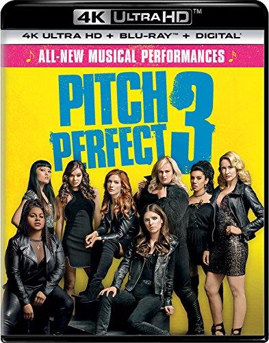 4K Blu-ray : Pitch Perfect 3