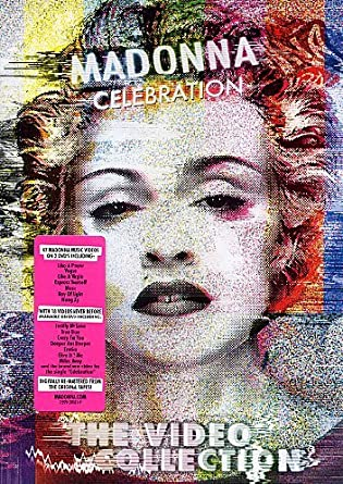 Madonna - Celebration [2 DVDs]: Amazon.de: Madonna: DVD & Blu-ray