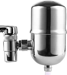 Engdenton - Filtro de Agua para Grifo con Material Ultra ...