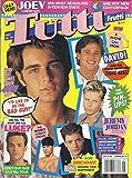 Tutti Frutti Magazine (#54 - May 1993 - Joey Lawrence, Jeremy Jordan, Luke Perry. Marky Mark)
