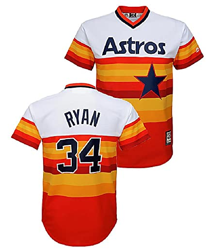 nolan ryan houston astros jersey