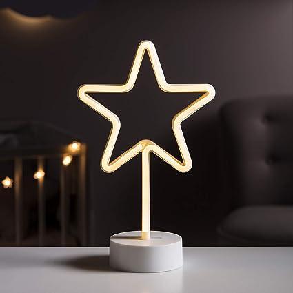 lamparas con estrellas