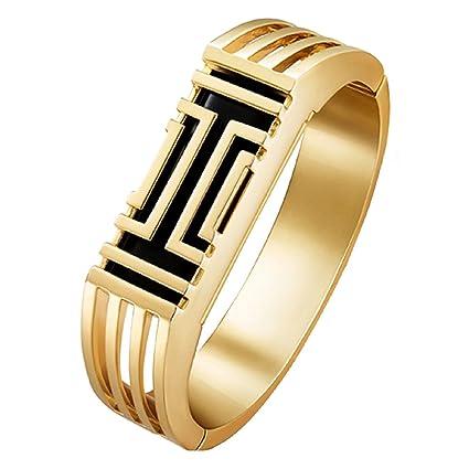dd8b13a41d8 Amazon.com   Tory Burch for Fitbit Flex Bracelet (Gold)   Sports ...