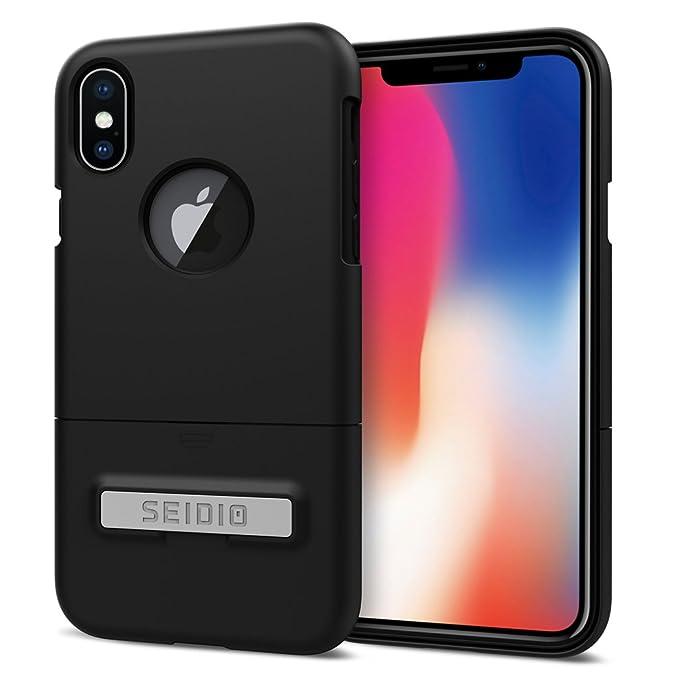 the best attitude f0e4e f27e6 Seidio Cellphone Case for iPhone X - Black