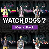 Watch Dogs 2 Mega Pack - PS4 [Digital Code]