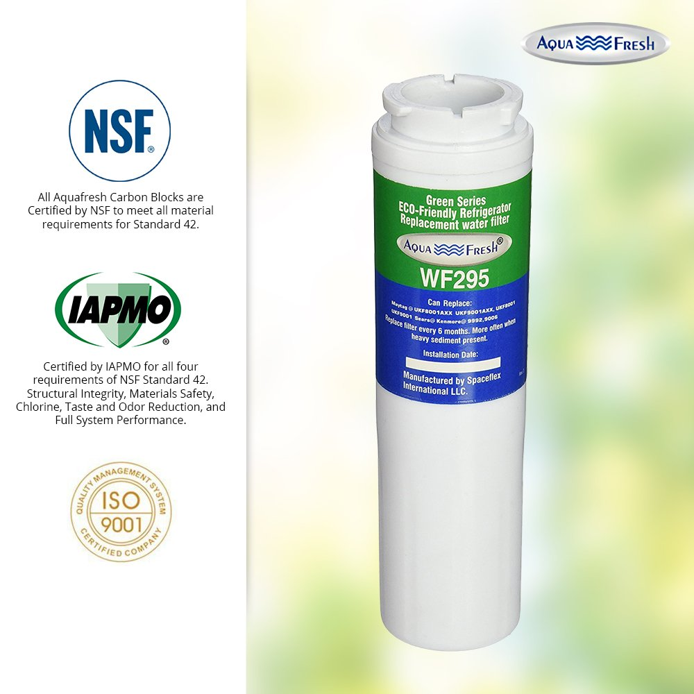 Aqua Fresh WF295 Replacement For Maytag UKF8001, Whirlpool EDR4RXD1, Kenmore 46-9005 Water Filter by Aqua Fresh (Image #6)