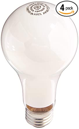 Ge Lighting 3 Way 50 200 250 Soft White Light Bulb Pack Of 4