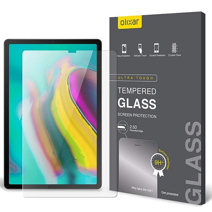 Olixar - Protector de pantalla para Samsung Galaxy Tab S5e ...