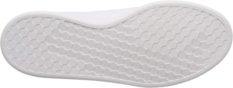 adidas Advantage Base, Chaussure de Tennis Homme Ftwr White Ftwr White Green