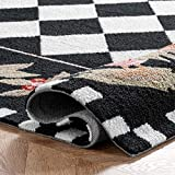 """nuLOOM Farmhouse Rooster Area Rug, 3' 6"""" x"""